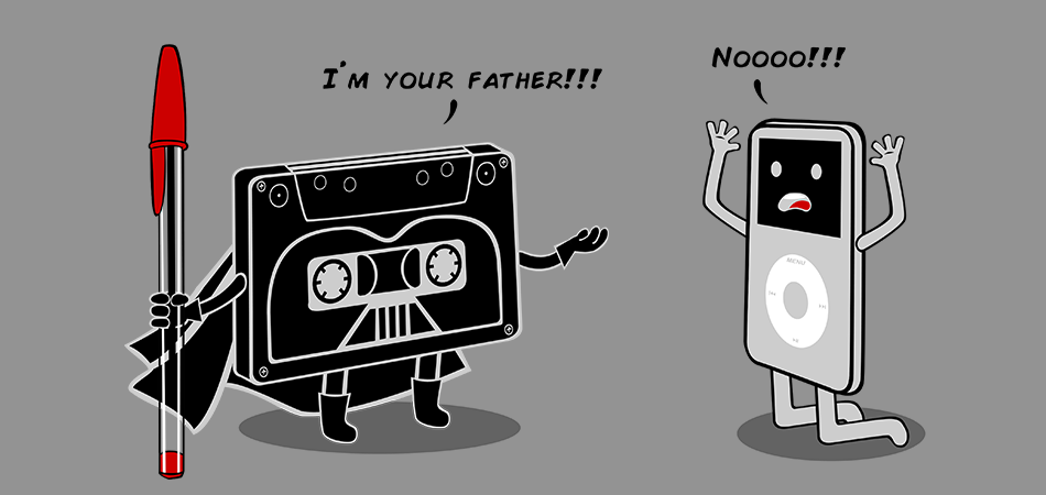 Im your father cassette 2